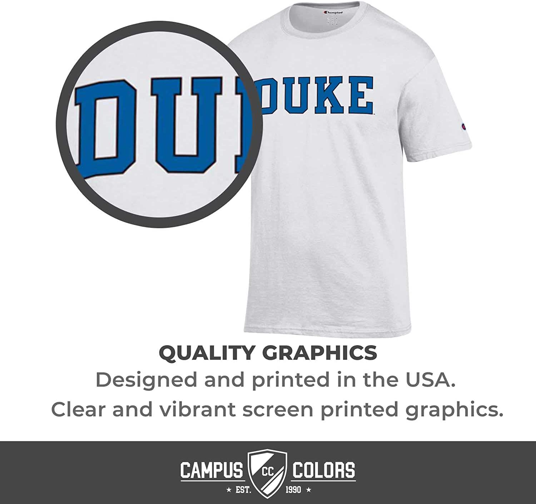 Duke Blue Devils NCAA Adult Pure Royalty T-Shirt