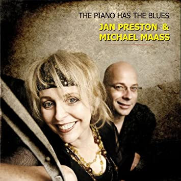 Michael Maas jan michael maas piano has the blues amazon com