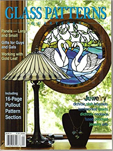 Glass Patterns Quarterly Magazine Winter 400 Vol 400 No 40 Adorable Glass Patterns Quarterly