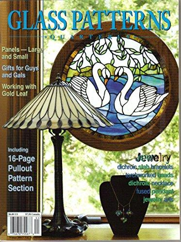 Glass Patterns Quarterly Magazine, Winter 2004 (Vol. 20, No. (Freeform Heart Necklace)