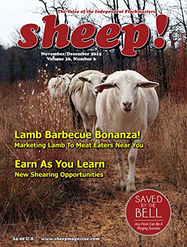 More Details about Sheep! Magazine