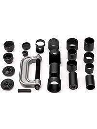 Powerbuilt Alltrade 648617 Kit #46 Master Ball Joint/U-Joint Service Tool Set - 23 Piece
