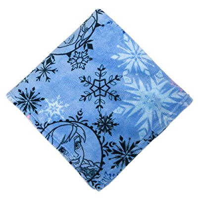 Disney Frozen Fleece Throw: Kitchen & Dining