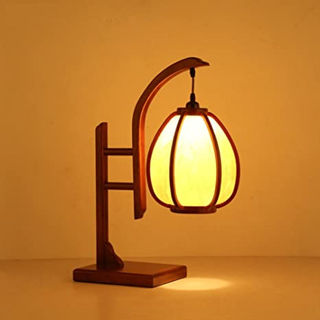 Lamparas Chinas/Lámpara De Salón Madera Maciza Antiguo ...