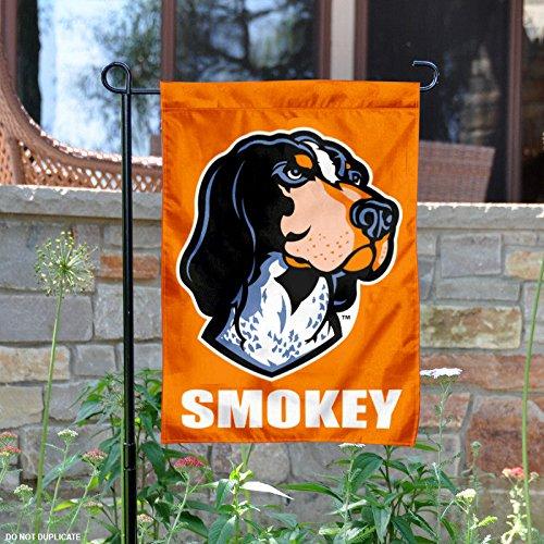 Tennessee Volunteers Smokey X Garden (Tennessee Volunteers Garden Flag)