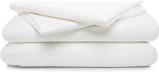 Luxury Collection 100/% Cotton Percale Sheet Set Deep Pocket Cool Crisp