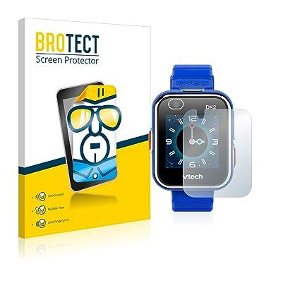 BROTECT para Vtech Kidizoom Smart Watch DX2 Protector de Pantalla Película Protectora [2 Unidades]