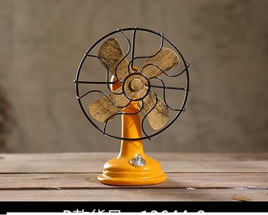 PAOSOSO Modelo Americana Living Comedor Ventilador Vintage ...