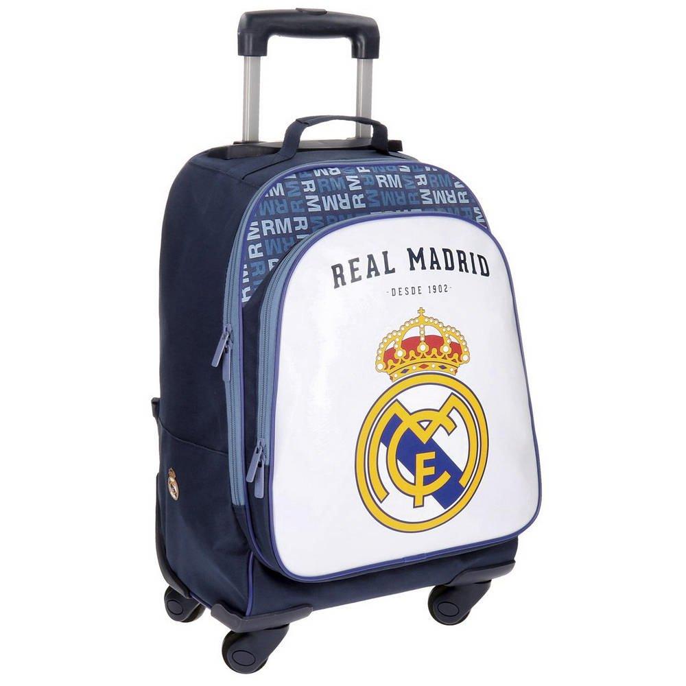 Real Madrid Champions Kindergepäck, 50 cm, 33.6 liters, Mehrfarbig (Multicolor)