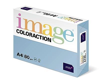 Antalis ColorAction - Papel de impresora (500 hojas, 80 g, A4 ...