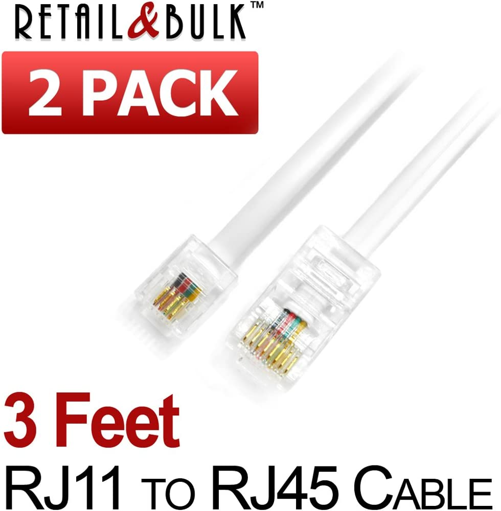 Rj11 To Rj45 Cable Wiring Diagram