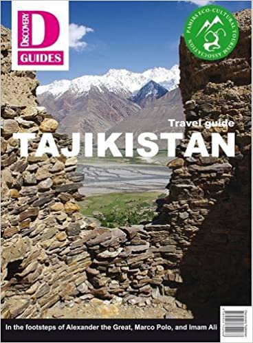 Kindle e-Books free download Tajikistan Travel Guide (Discovery Guides) PDF MOBI by Vitaliy Shuptar