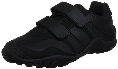 Unisex-Erwachsene J Alonisso Boy C Hohe Sneaker, Schwarz (Black), 41 EU Geox