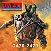 Perry Rhodan: Sammelband 8 (Perry Rhodan 2470-2479) | Horst Hoffmann, Arndt Ellmer, Michael Marcus Thurner, Leo Lukas, Hubert Haensel, Christian Montillon