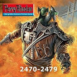 Perry Rhodan: Sammelband 8 (Perry Rhodan 2470-2479)