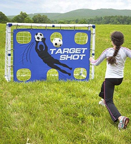 Goal for It! 3-in-1 Soccer Trainer Goal