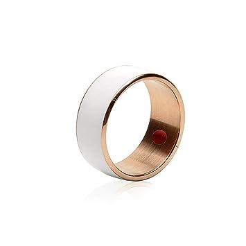 marque populaire garantie de haute qualité grande remise WAZA NFC Anneau Intelligent Android, NFC Smart Ring Bague ...