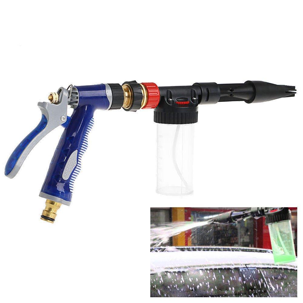 FidgetFidget Car Cleaning Washer Water Foam Multi Car Washing Gun Soap Shampoo Sprayer