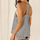 Clearance! Women Camisole, vermers Ladies Stripe