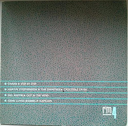 Mirror Magazine - RM4 (Record Mirror magazine free EP #4)