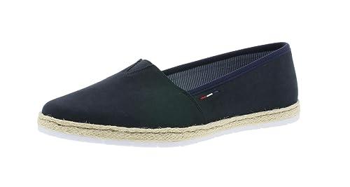 NEU: Rieker Slipper M2760 14 blau | Schuhe damen