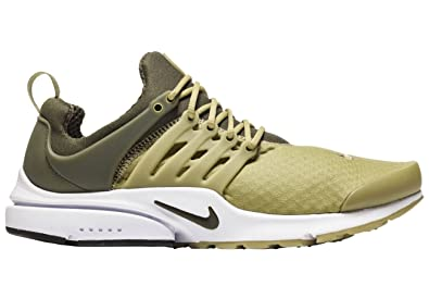 quality design b2854 50443 low price nike air presto essential mens neutral olive running shoes 7e3bc  42144