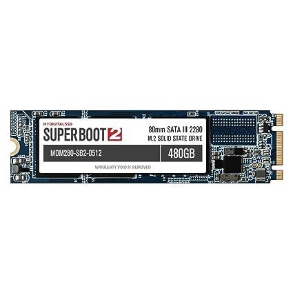 Amazon Com Mydigitalssd Super Boot 2 Sb2 80mm 2280 Sata Iii 6g