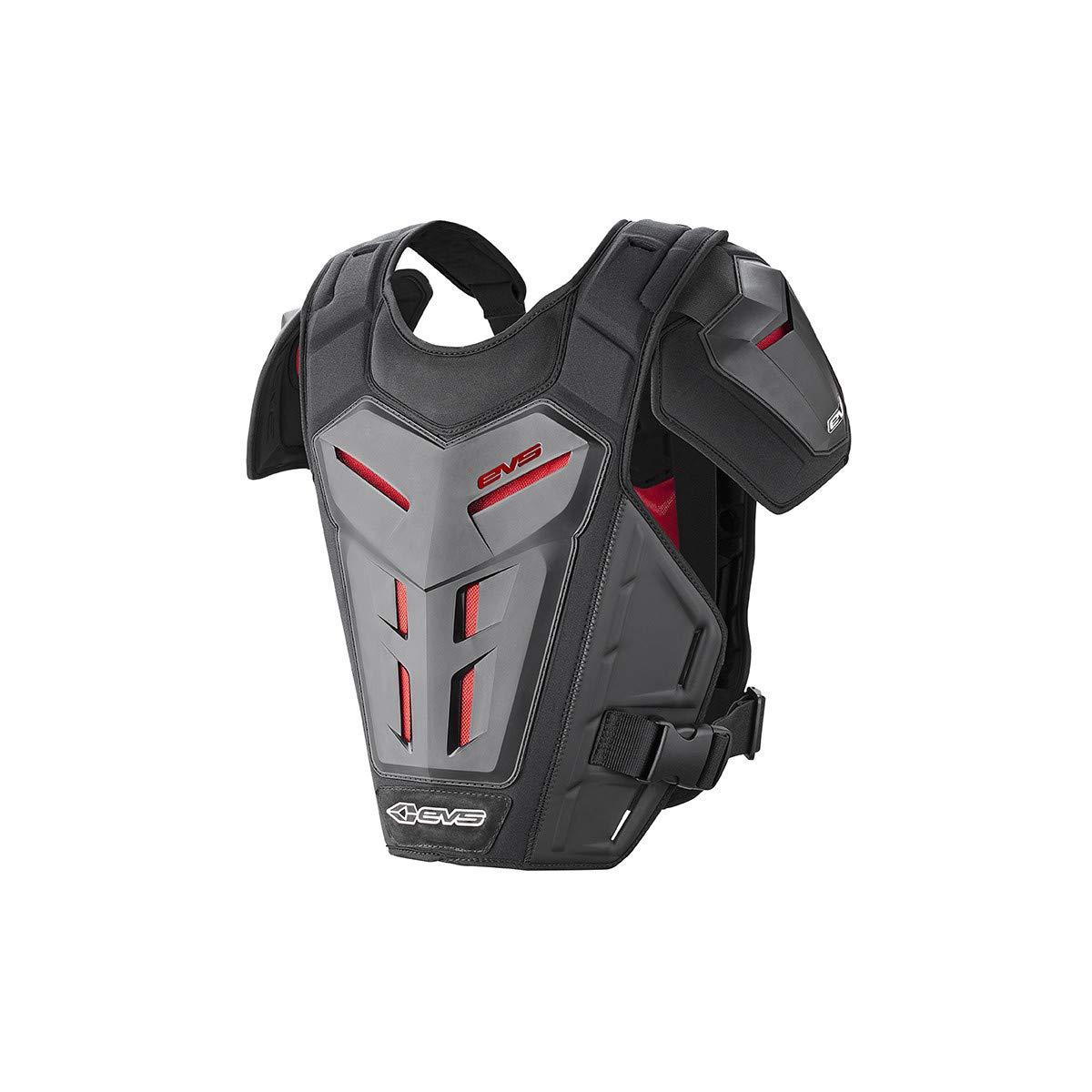 EVS Sports REVO 5 Roost Guard (Black, Large/X-Large)