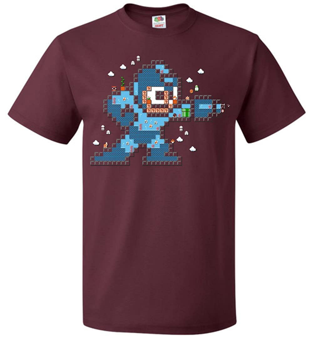 Mega Maker Unisex T-Shirt Adult Pop Culture Graphic Tee Nerdy Geeky Apparel