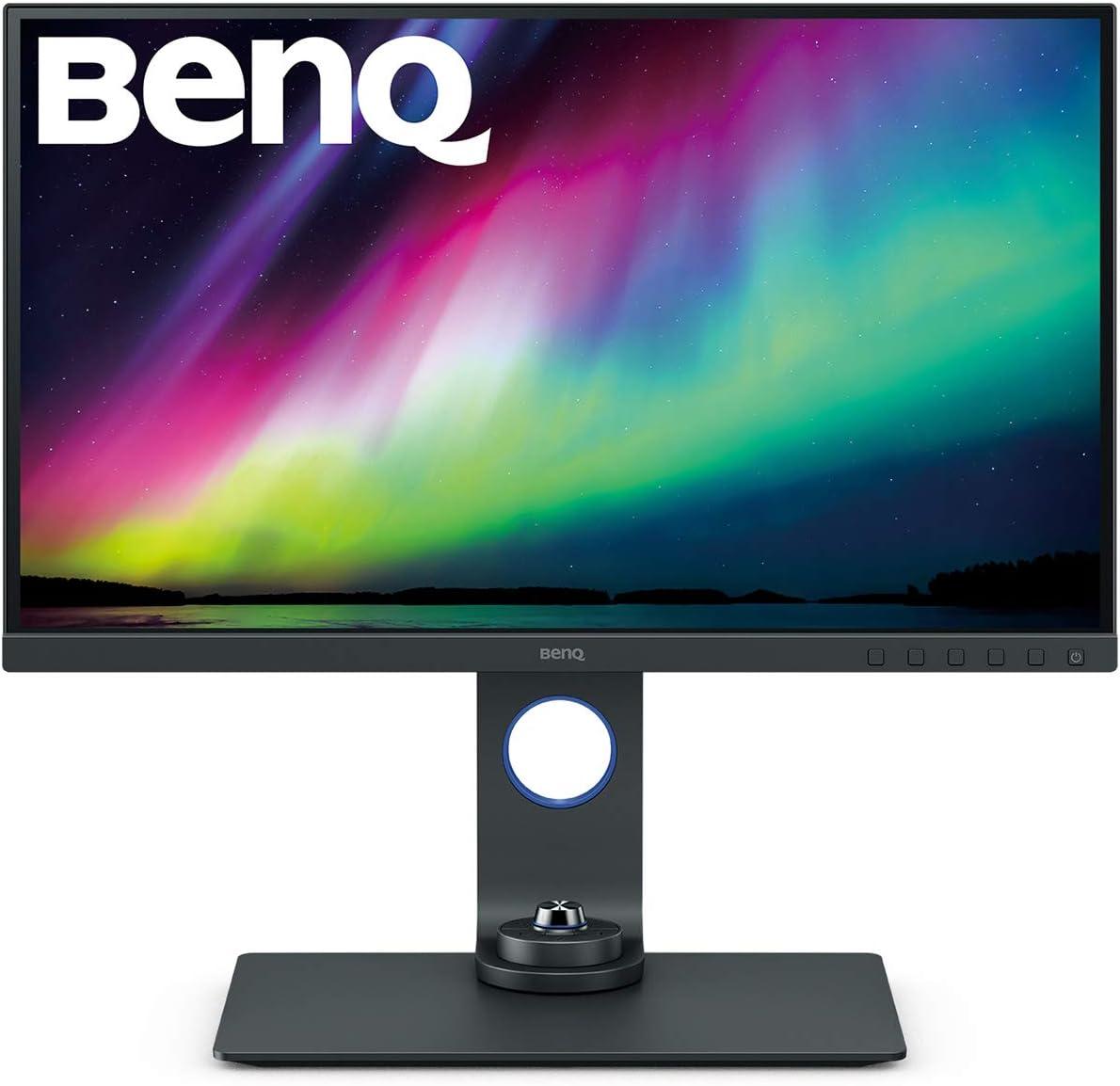 BenQ SW270C - Monitor para fotógrafos de 27