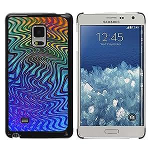 Exotic-Star ( Abstract Abstract Lines ) Fundas Cover Cubre Hard Case Cover para Samsung Galaxy Mega 5.8 / i9150 / i9152