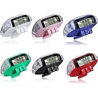 SYG_FR Podomètre Pédomètre Compteur chronomètre Calorie Marche Course Sport Distance
