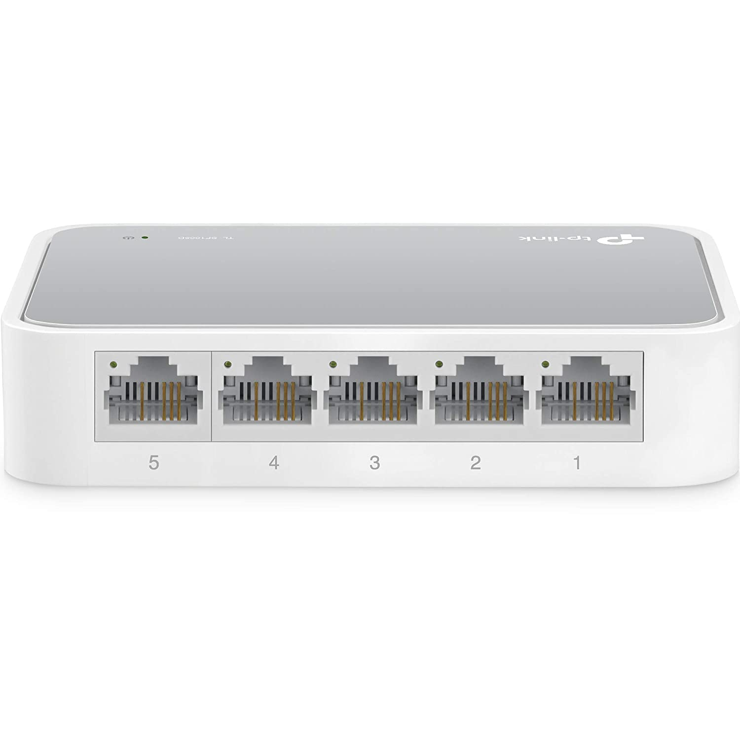 TP-Link TL-SF1005D 5-Port Best networking switch brand in India: