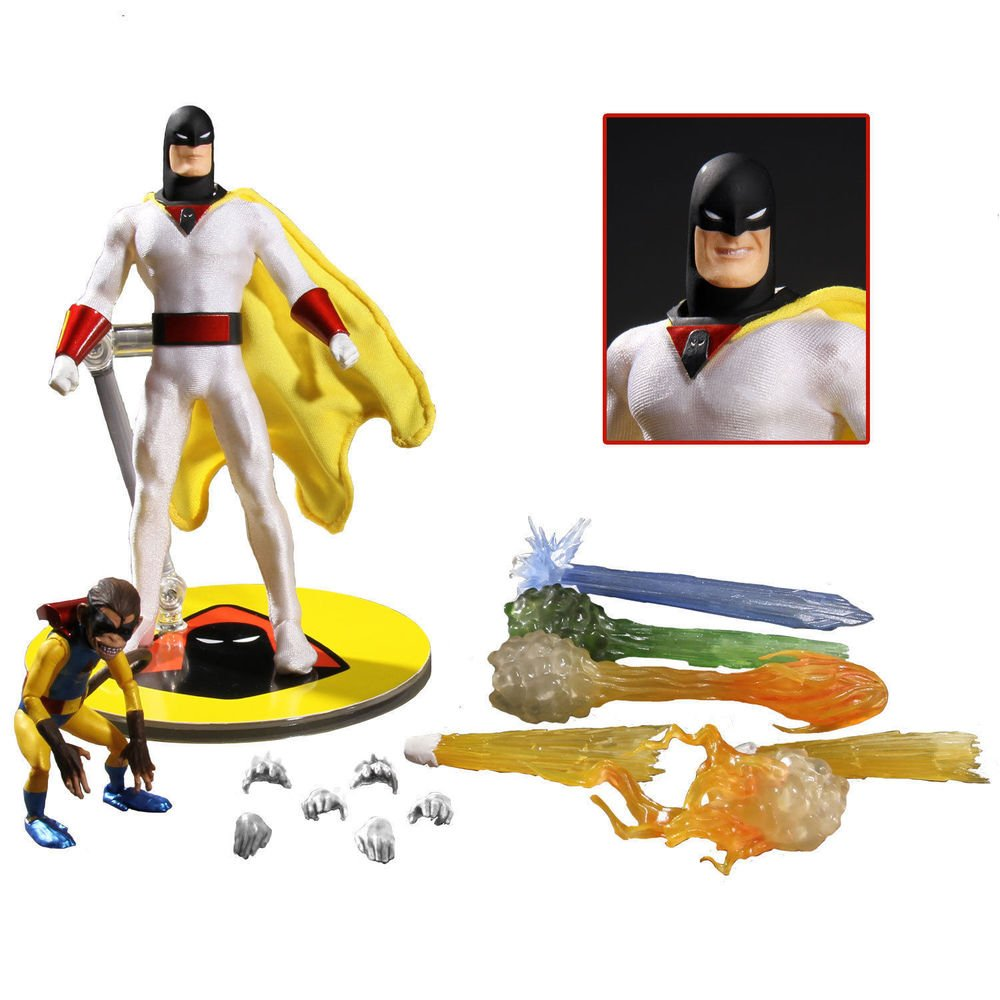 Space Ghost One:12 Collective Action Figure