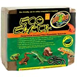 Zoo Med Laboratories EE8 Eco Earth Loose Coconut Fiber Substrate, 8 Quarts