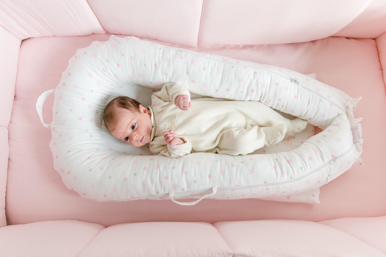 Sweety Bed colecho estrellas rosa Gloop