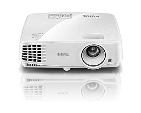 BenQ DLP Video Projector - SVGA Display, 3300 Lumens, HDMI, 13,000:1 Contrast, 3D-Ready Projector