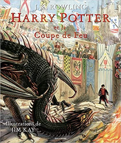 Amazon.fr - Harry Potter, IV : Harry Potter et l...
