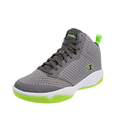 9d12e7c1c55bc Champion Boys  Grey Boys  Inferno Basketball Shoe 2.5 Regular