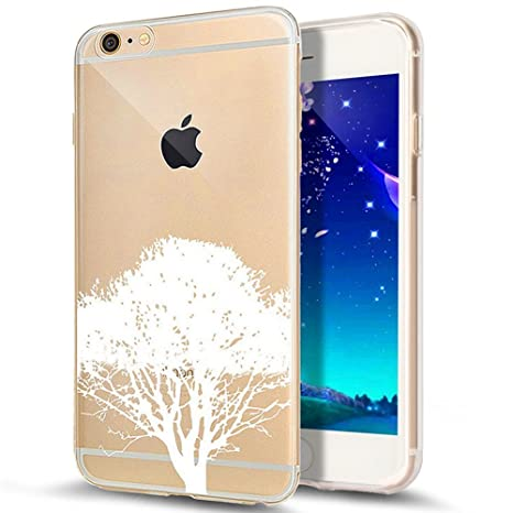 Funda iPhone 8 Plus, Carcasa iPhone 7 Plus, JAWSEU Apple iPhone 8 Plus/7 Plus 5.5 Carcasa Caso Transparente Purpurina llamativa Creativa Diseño Lujo ...