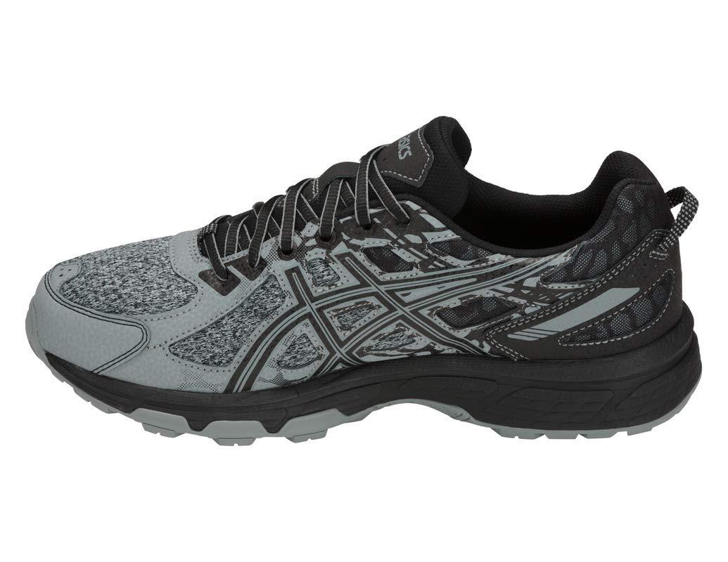 ASICS Gel-Venture 6 MX Men's Running Shoe, Stone Grey/Stone Grey, 7 M US by ASICS (Image #3)