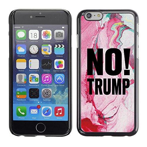 """Print Motif Coque de protection Case Cover // Q04100520 Aucune trump renaissance // Apple iPhone 6 PLUS 5.5"""""""