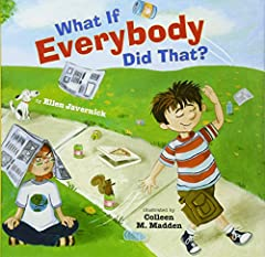 If you drop just one soda can out the window, it's no big deal ... right? But what if everybody did that? What if everybody broke the rules ... and spoke during story time, didn't wash up, or splashed too much at the pool? Then the wor...