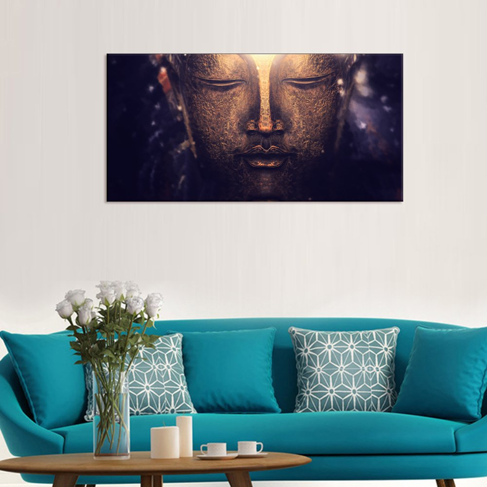 Amazon.com: Large size Buddha Canvas Wall Art, 20\