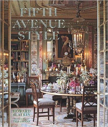 Descargar libros electrónicos italianos gratis Fifth Avenue Style FB2 0865652899