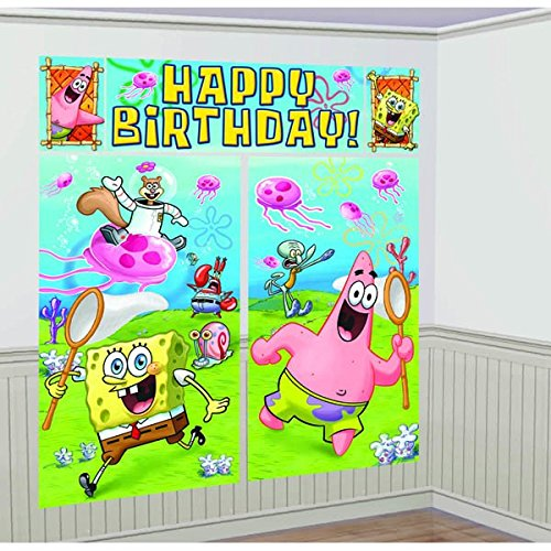 Scene Setters | SpongeBob Collection | Birthday]()