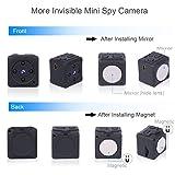 Mini Spy Hidden Camera,NIYPS 1080P Portable Small
