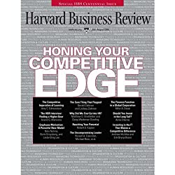 Harvard Business Review, July/August 2008