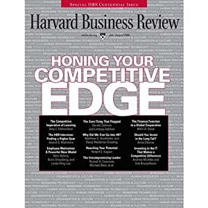 Harvard Business Review, July/August 2008 Periodical