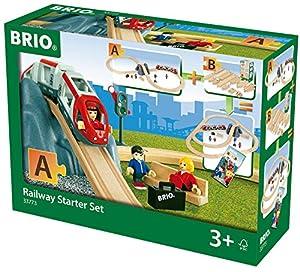 BRIO Railway Starter Set Train Set